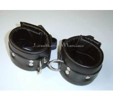 Padded Leather restraints
