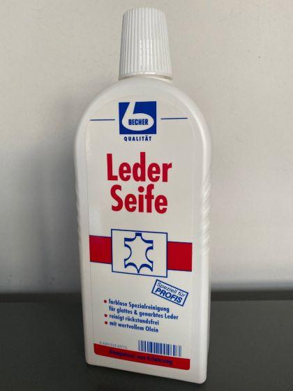 Lederseife Dr Becher Lederreinigung