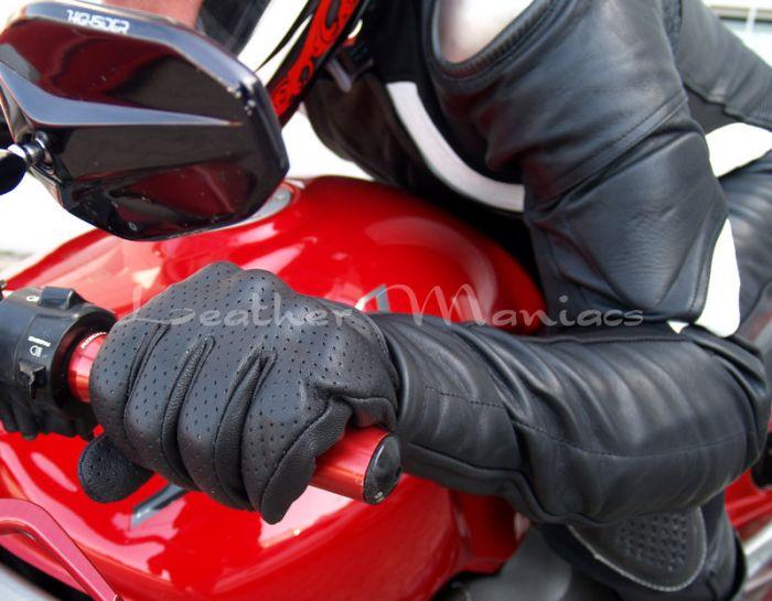 Motorradhandschuhe Sommer